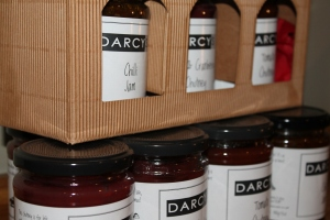 Delicious Darcy's chutneys