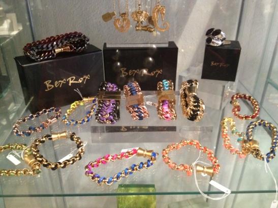 Chloe James: Bold and beautiful Bex Rox jewellery.