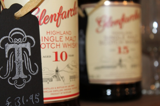 Tomoka: Amazing array of fine spirits on offer in Christopher's Place