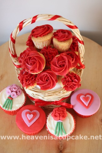 Heaven is a Cupcake: Edible gifts this Valentines?